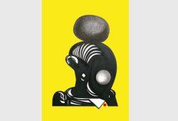 """Werk Lutz Hirschmann: """"Mundlos, nicht ohne Sprache"""", 2014"""