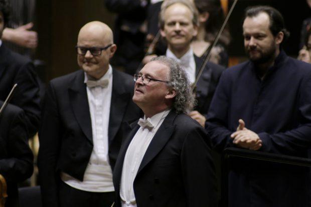 Organist Michael Schönheit. Foto: Alexander Böhm
