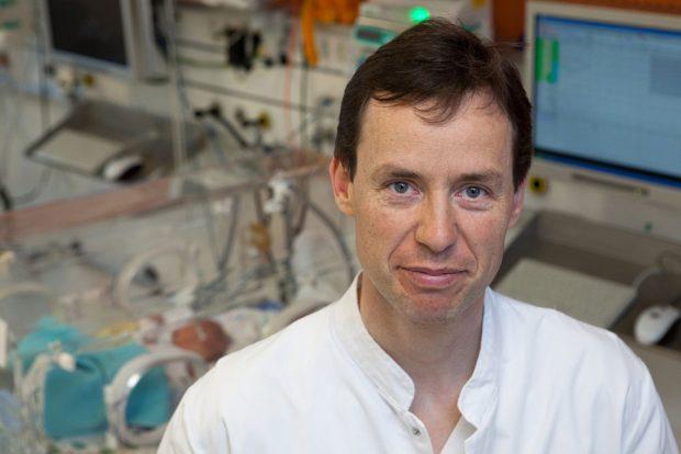 Prof. Ulrich Thome, Direktor der Neonatologie am UKL. Foto: Stefan Straube/UKL