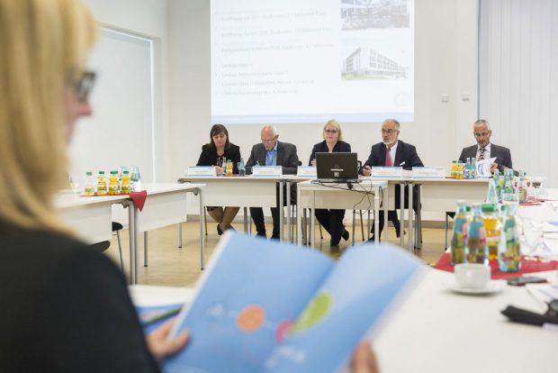Das UKL präsentierte bei der diesjährigen Bilanzpressekonferenz erneut ein positives Jahresergebnis. Foto: Stefan Straube/UKL