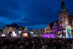 Bachfest Leipzig Bach Open Air. Foto: Gert Mothes