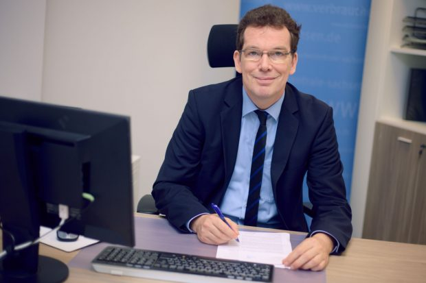 Andreas Eichhorst. Foto: Verbraucherzentrale Sachsen