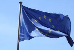 Europa-Fahne. Foto: Ralf Julke