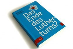 Benjamin Hasselhorn: Das Ende des Luthertums? Foto: Ralf Julke