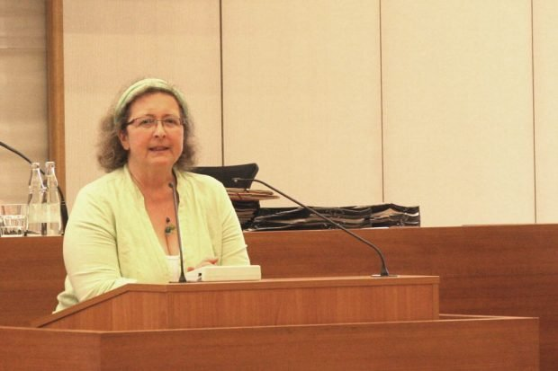 Sabine Heymann (CDU). Foto: L-IZ.de