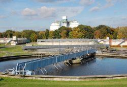 Das Klärwerk Rosental. Foto: Kommunale Wasserwerke Leipzig