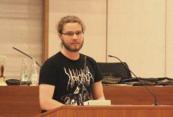 Werner Kujat (Die Linke) sprach für die Annahme der Petition. Foto: L-IZ.de
