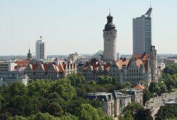 Leipziger Stadtkulisse. Foto: Ralf Julke