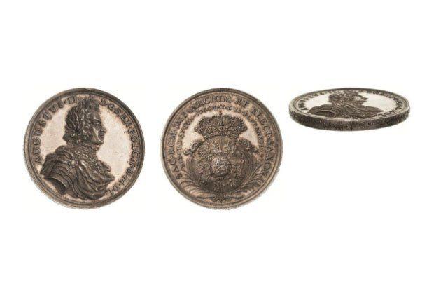 Wer kann etwas über den Verbleib der Münze sagen? Wem wurde diese angeboten? Foto: PD Leipzig