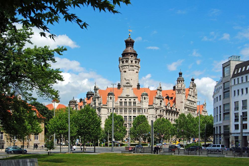 Neues Rathaus. Foto: LTM, Andreas Schmidt