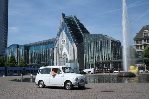 6. European Auto Classic Leipzig. Foto: Ralf Julke