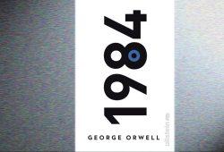 """Neuausgabe von Orwells """"1984"""". Cover: Ullstein"""