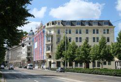 Neues Zuhause fürs Bürgeramt: Otto-Schill-Straße 2. Foto: Ralf Julke