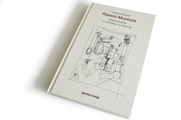 Andreas Reimann: Poeten-Museum. Foto: Ralf Julke