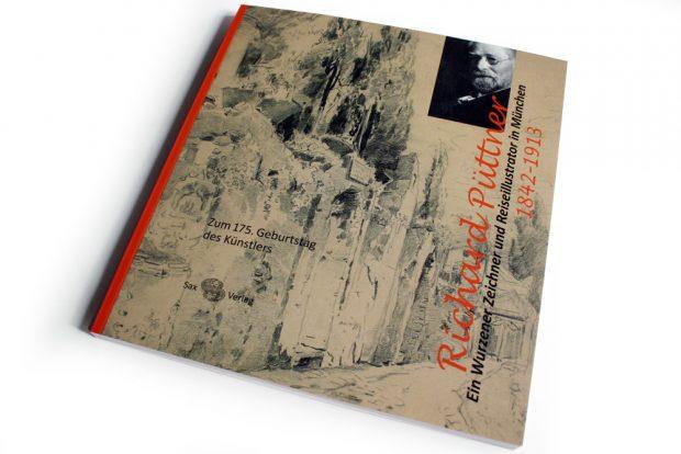 Sabine Jung (Hrsg.): Richard Püttner. Foto: Ralf Julke