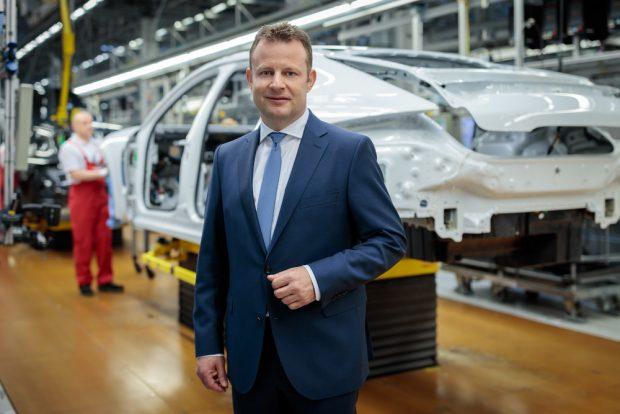 Gerd Rupp. Foto: Porsche Leipzig GmbH
