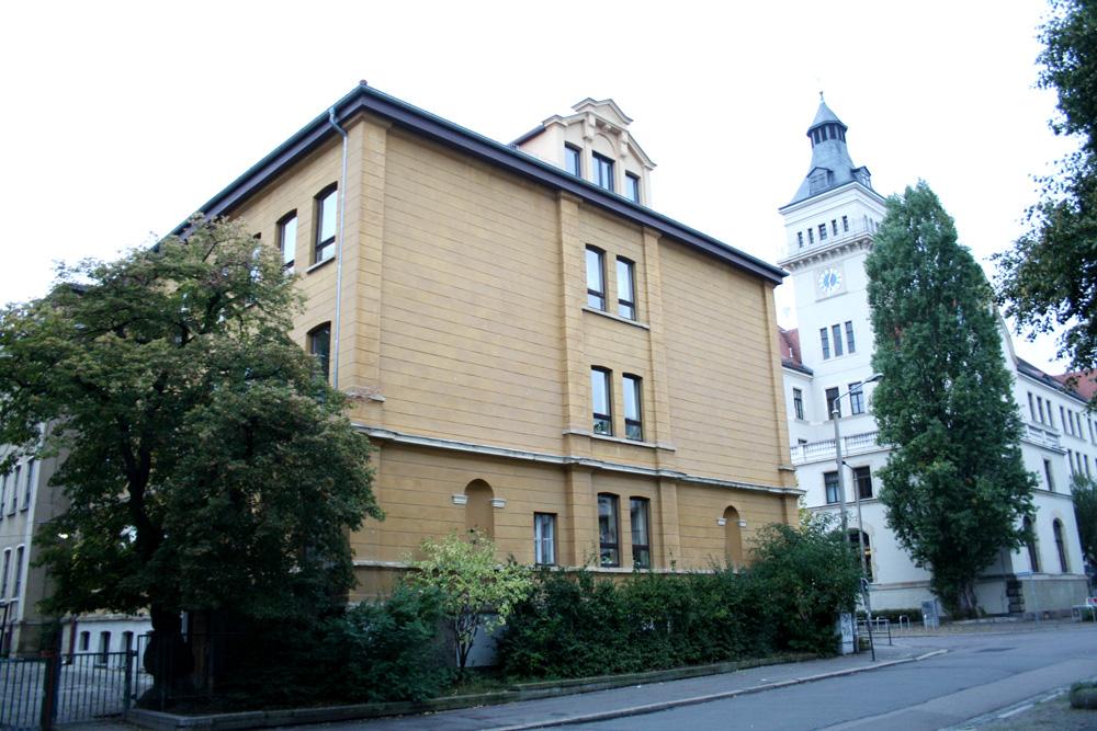 Geschwister-Scholl-Schule und Schiller-Gymnasium in Gohlis. Foto: Ralf Julke