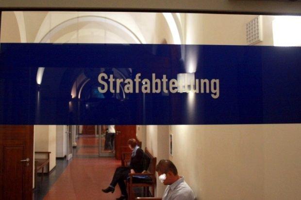 Strafabteilung des Amtsgerichts. Foto: Alexander Böhm