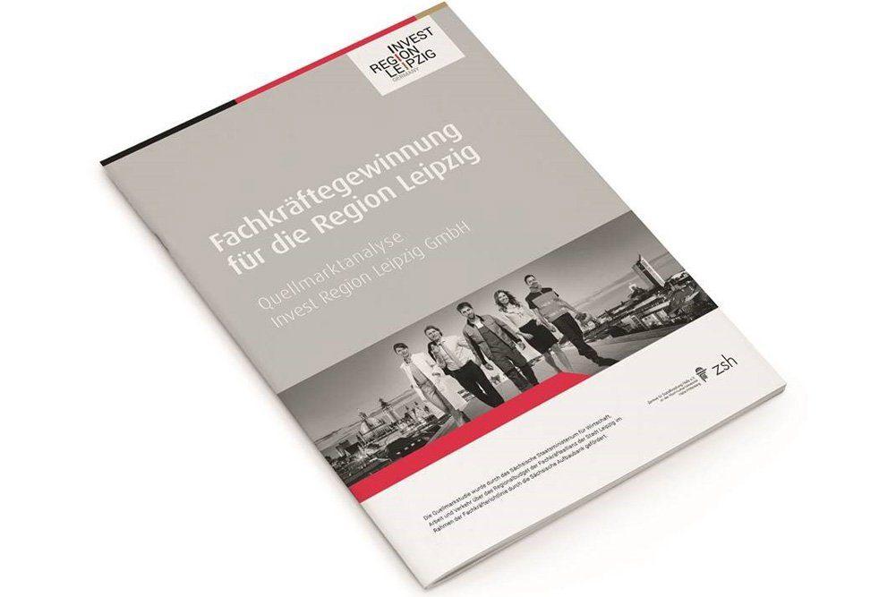 Die Studie zur Fachkräftegewinnung. Foto: IRL