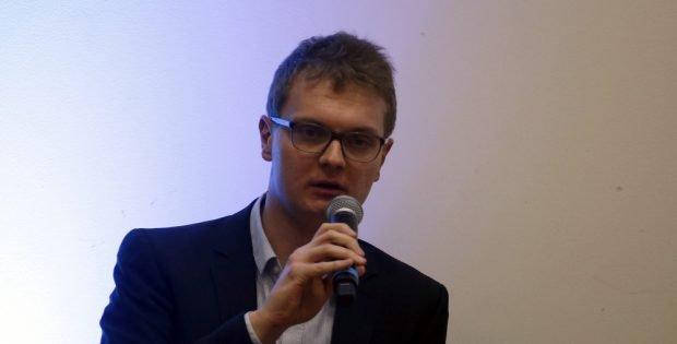 Valentin Lippmann, Landtagsabgeordneter der Grünen in Sachsen. Foto: LZ
