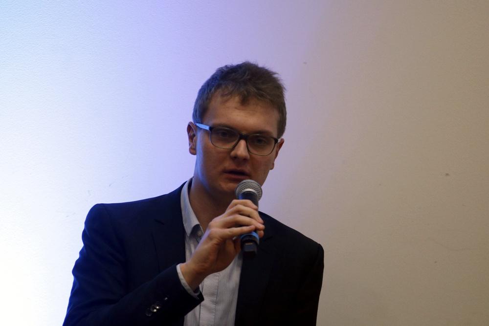 Valentin Lippmann, Landtagsabgeordneter der Grünen in Sachsen. Foto: L-IZ.de