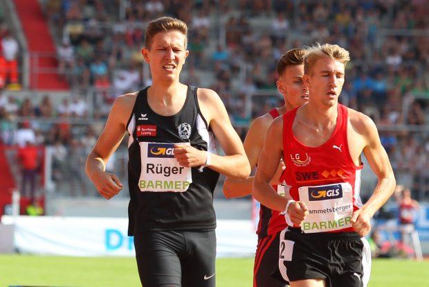 Felix Rüger quälte sich über die ersten Runden, und musste vorzeitig aussteigen. Foto: Jan Kaefer