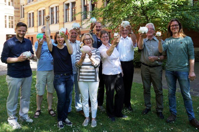 Stiftung Bürger für Leipzig: Stiftung in Bürgerhand