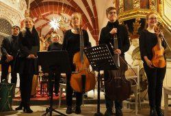 Ensemble La protezione della musica. Foto: Jörg Sander