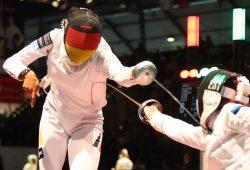 Mit ihrer Top 8-Platzierung zeigte sich Alexandra Ndolo (Leverkusen) am Ende sehr zufrieden. Foto: Jan Kaefer