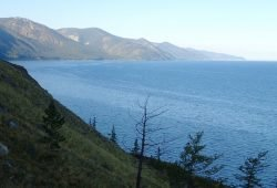 Der Baikal ist nicht nur der älteste und größte, sondern mit über 1.500 Metern auch der tiefste See der Erde. Foto: UFZ / Till Luckenbach