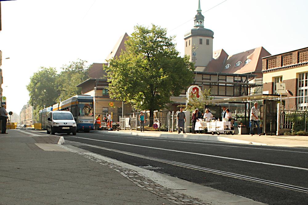 Diakonissenkrankenhaus an der Georg-Schwarz-Straße. Foto: Ralf Julke