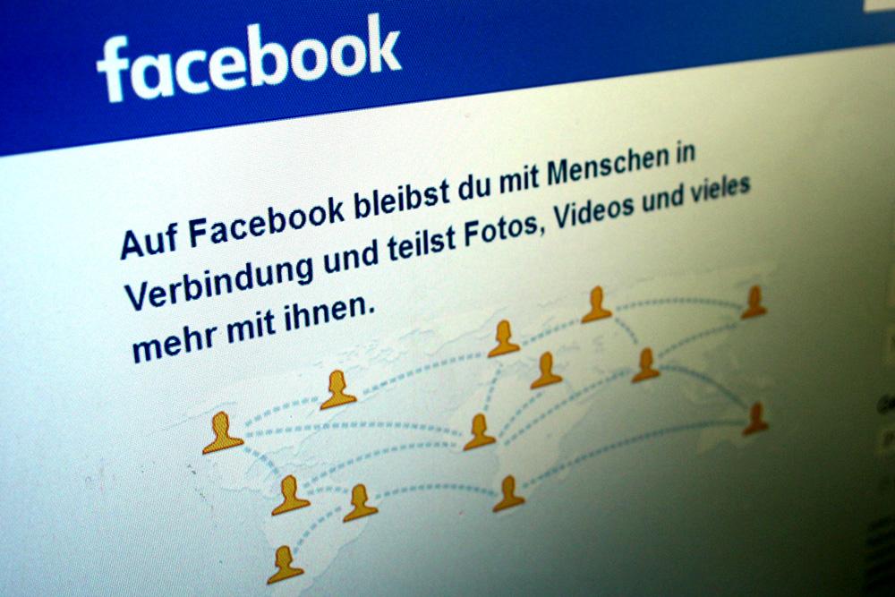 Facebook, der Gigant unter den Publishern. Foto: Ralf Julke
