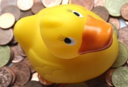 Geld ist doch nicht zum Ausgeben da ... Foto: Ralf Julke