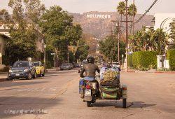 In Hollywood. Foto: leavinghomefunction