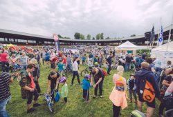 Kindernachtrennen 2016. Foto: Florian Pappert/SC DHfK Leipzig e.V.