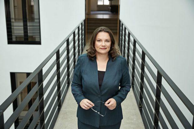 Andrea Nahles, Bundesministerin für Arbeit und Soziales.Foto: BMAS/Werner Schuering