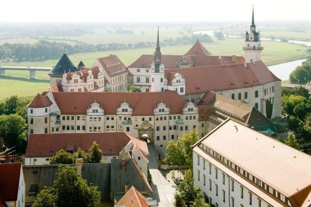 Schloss Hartenfels. Foto: Dirk Brzoska