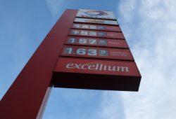 Preise an der Tankstelle vor drei Jahren. Foto: Ralf Julke