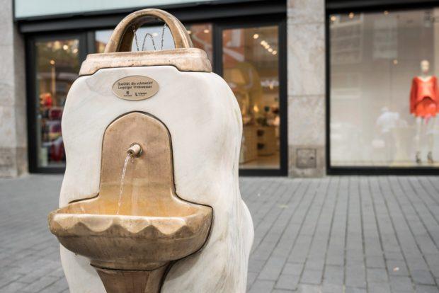 leipziger internet zeitung wiener trinkwasserbrunnen hat ein neues pl tzchen in der. Black Bedroom Furniture Sets. Home Design Ideas