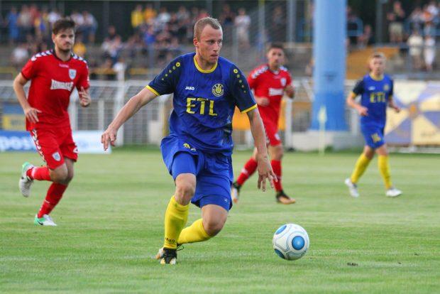 Lok-Neuzugang Matus Lorincak sorgte mit seinem Treffer zum 4:2 für den Endstand. Foto: Jan Kaefer (Archiv)