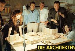 Die Architekten. Foto: DEFA
