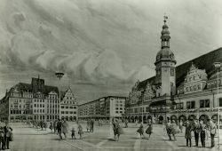 Schaubild Markt. Foto: Stadtarchiv