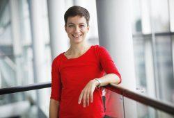 Ska Keller. Foto: European Green Party