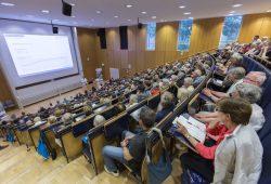 Am 9. August lädt das UKL zur nächsten Vorlesung der Reihe Medizin für Jedermann, Thema: Knochenbrüche. Foto: Stefan Straube/UKL