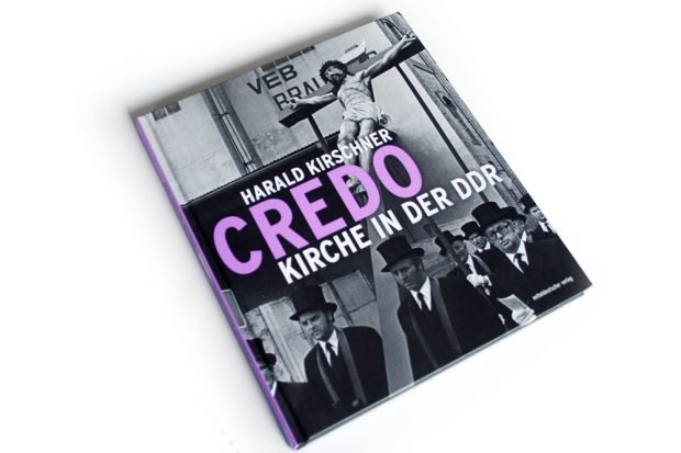 Harald Kirschner: Credo. Foto: Ralf Julke
