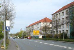 Standort der Bereitschaftspolizei an der Essener Straße. Foto: Ralf Julke