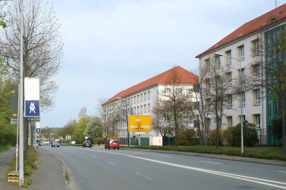 Künftiger Sitz des GKDZ an der Essener Straße. Foto: Ralf Julke