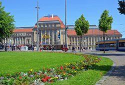 Hauptbahnhof Leipzig. Foto: Andreas Schmidt / LTM