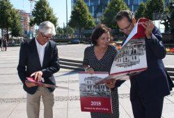 Ist denn auch alles drin im neuen Leipzig-Kalender? Foto: Ralf Julke