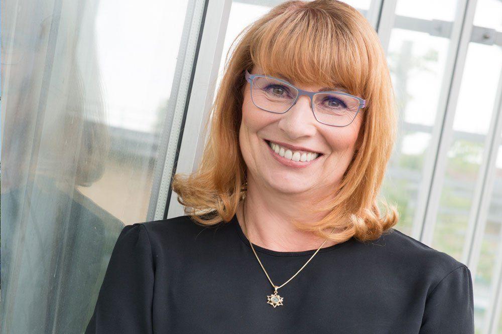 Staatsministerin Petra Köpping. Foto: Kerstin Pötzsch